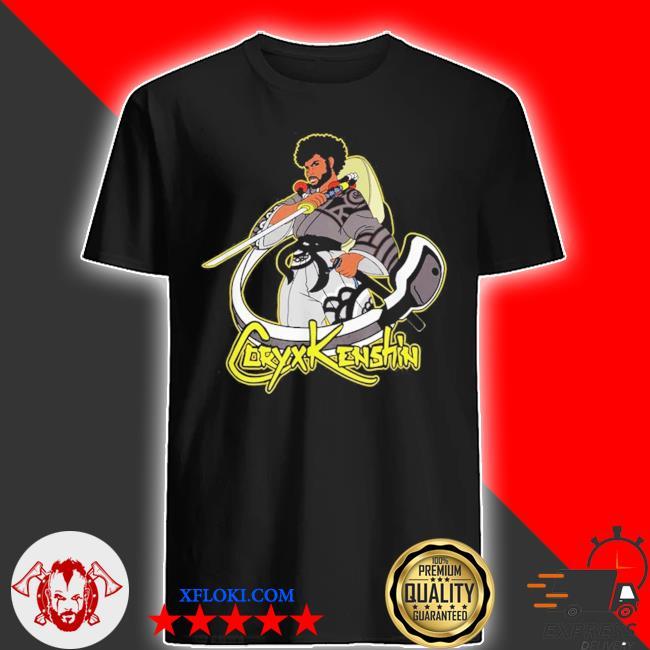 Coryxkenshin shirt