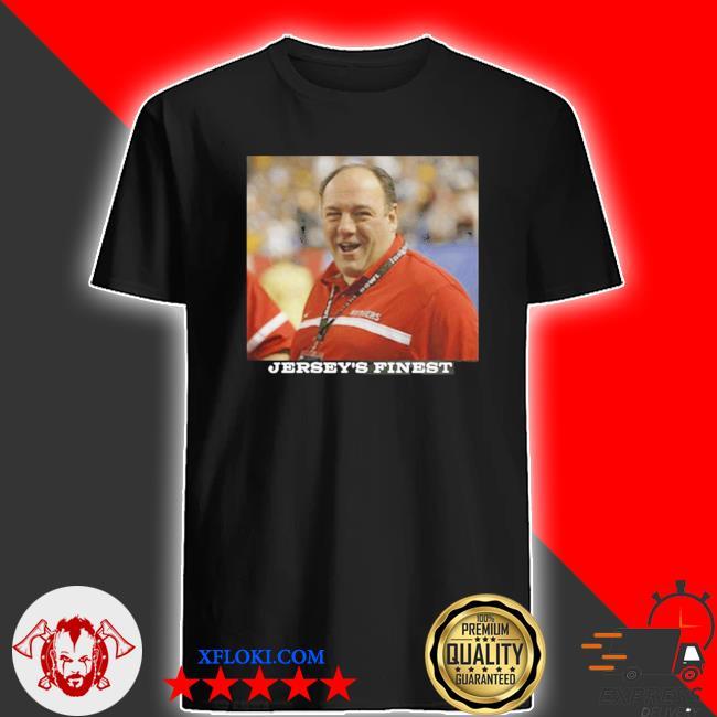 Jersey's finest shirt