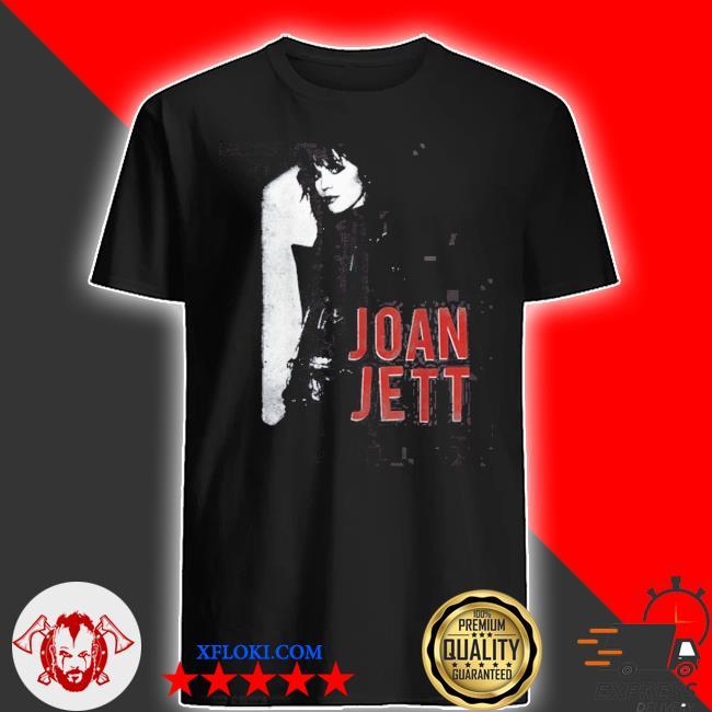 Joan jett looking shirt