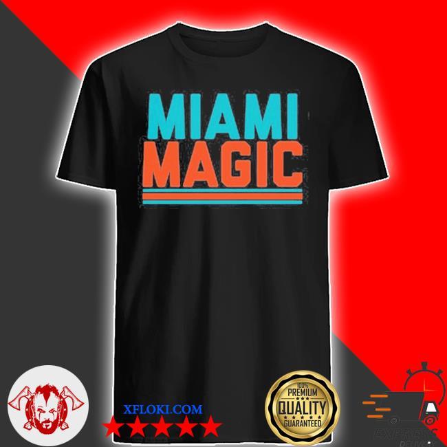 Miami magic shirt