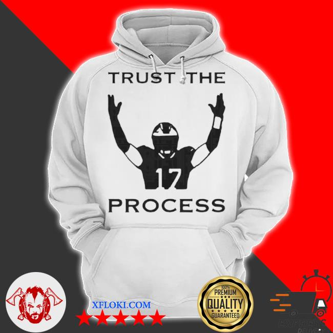 17 trust the process s hoodie