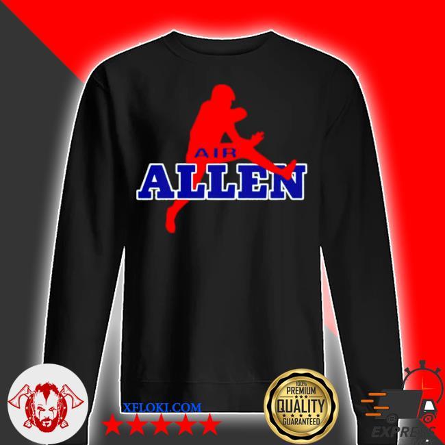 Air allen Buffalo Bills s sweater