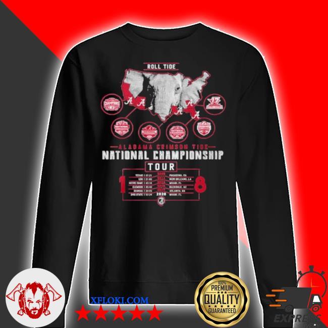 Alabama crimson tide national championship 2021 s sweater