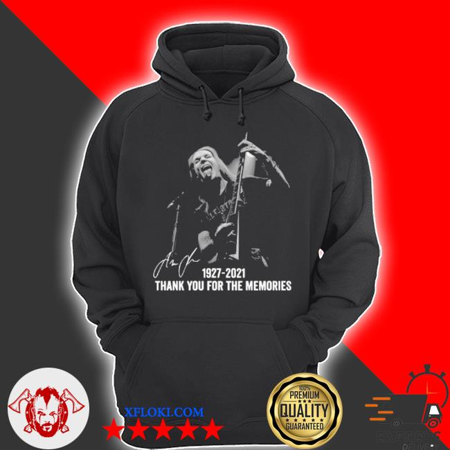 AlexI laiho 1927 2021 thank you for the memories signatures s hoodie