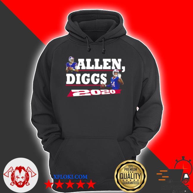 Allen diggs 2020 buffalo s hoodie