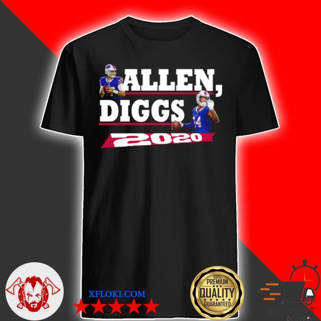 Allen diggs 2020 buffalo shirt