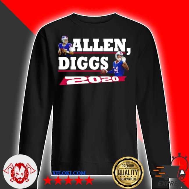 Allen diggs 2020 buffalo s sweater