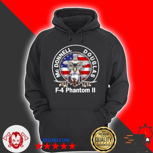 American flag mcdonnell douglas f 4 phantom s hoodie