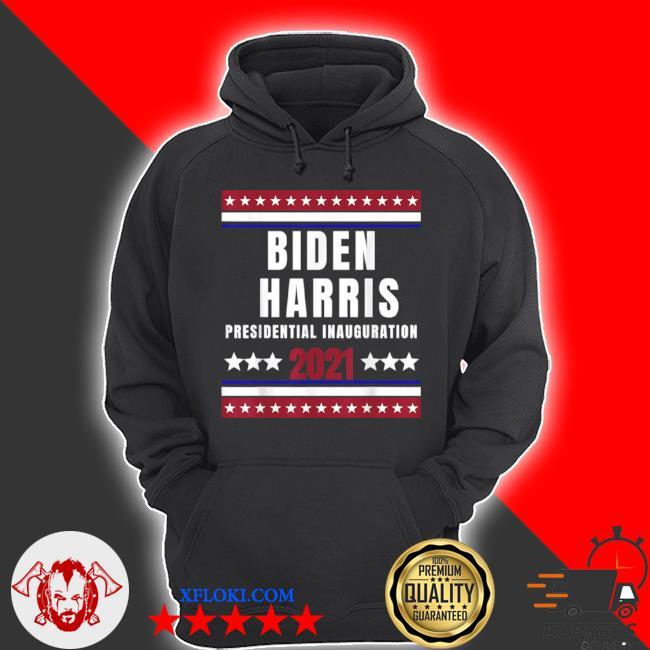 Biden Harris presidential inauguration 2021 end of an error s hoodie