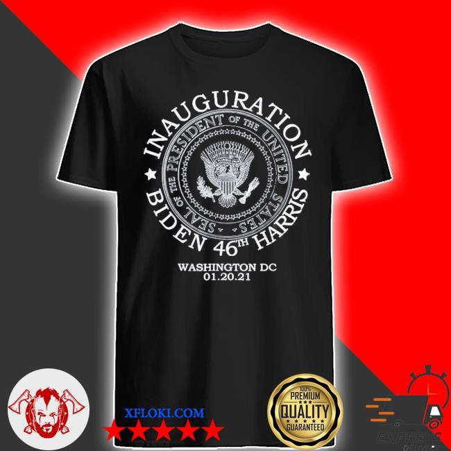 Biden Harris presidential inauguration day 2021 shirt