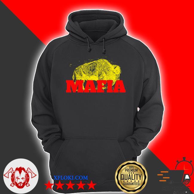 Bills gold mafia s hoodie