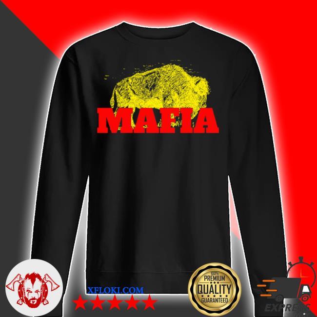 Bills gold mafia s sweater