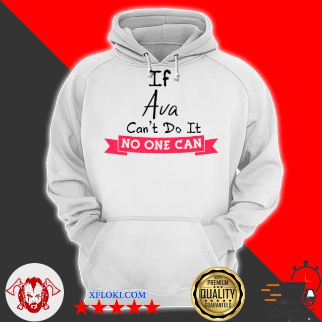 Birthday idea named ava girls personalized avas s hoodie