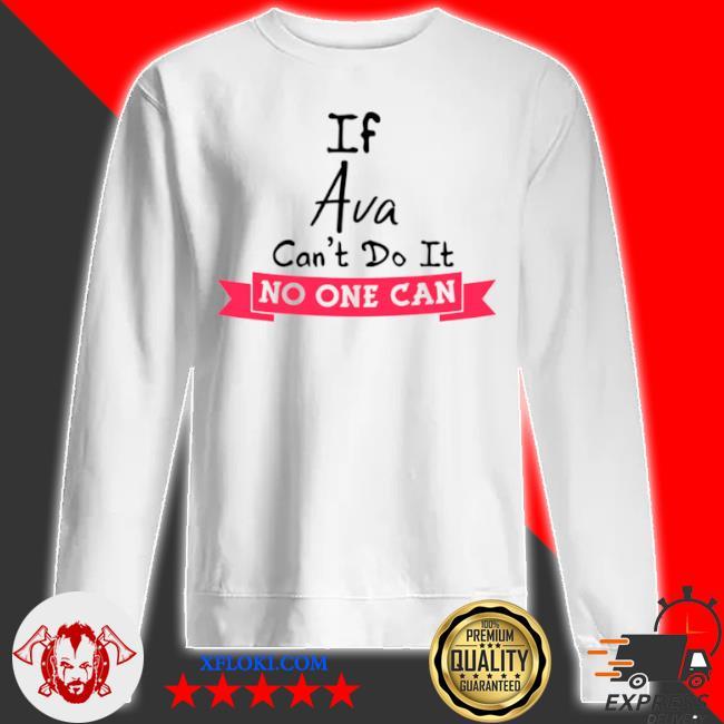 Birthday idea named ava girls personalized avas s sweatshirt