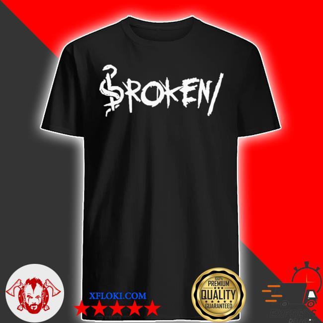 Blackbear broken shirt