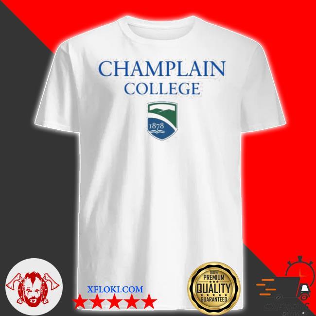 Champlain college shirt