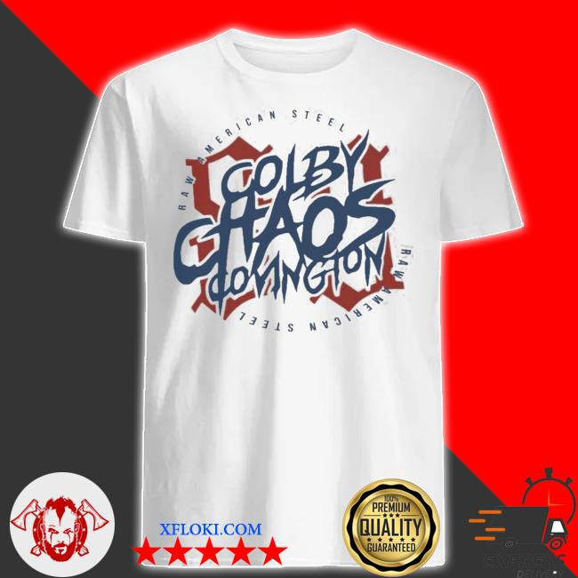 Colby covington shirt