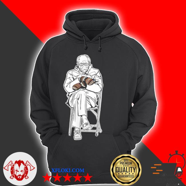 Cold bernie inauguration mittens s hoodie