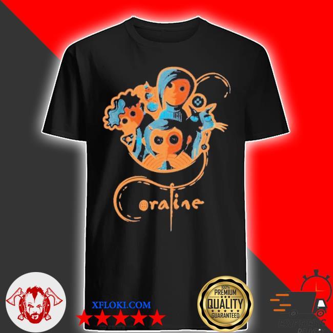 Coraline shirt