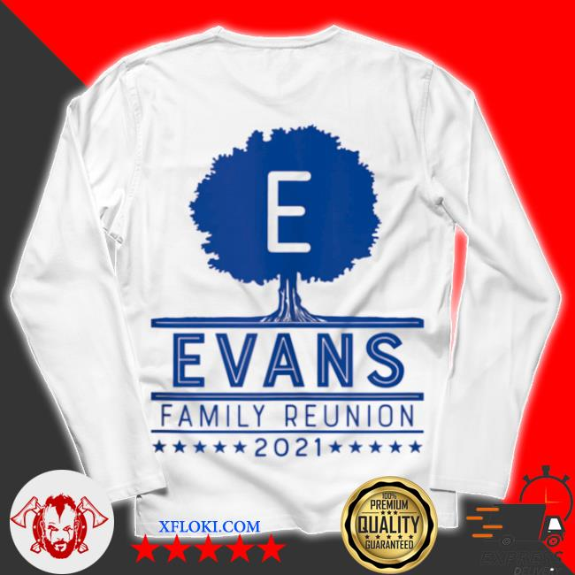 Evans family reunion 2021 s unisex longsleeve