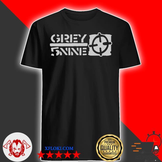 G59 records merch g59 stencil shirt