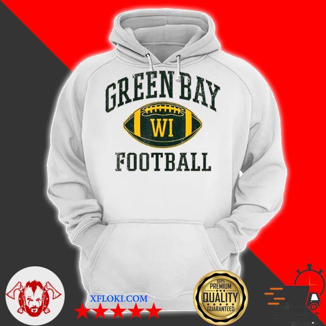 Green bay football wisconsin s hoodie