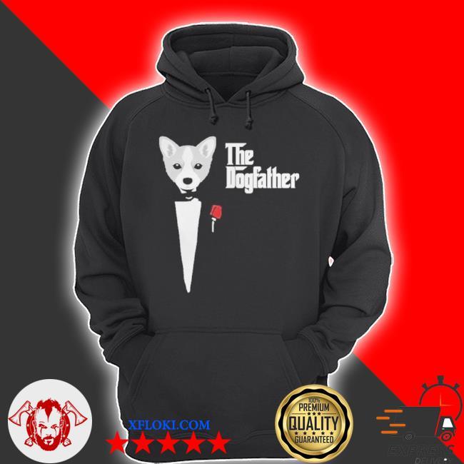 Joe Biden corgI the dogfather 2021 s hoodie