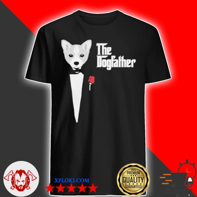 Joe Biden corgI the dogfather 2021 shirt