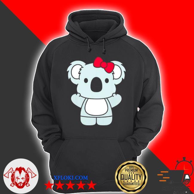 Koala hello kitty 2021 s hoodie