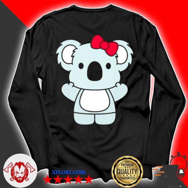 Koala hello kitty 2021 s longsleeve