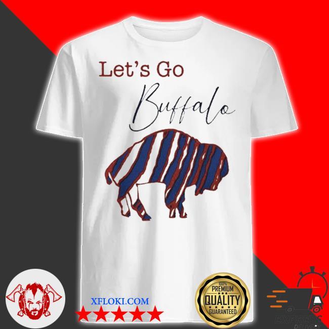 Let's go buffalo bills 2021 shirt