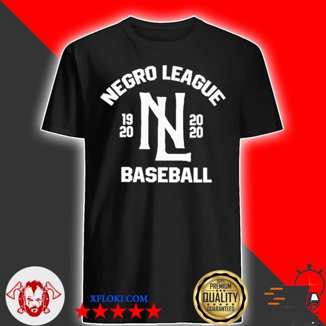 Negro league 100th anniversary shirt