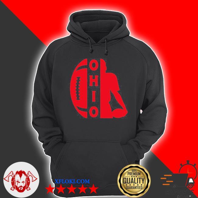 Ohio oh state football vintage athletic style s hoodie