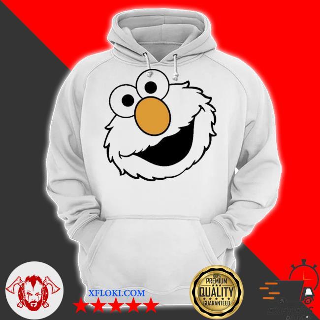 Sesame street sesame street bert face s hoodie