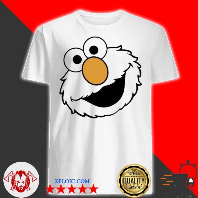 Sesame street sesame street bert face shirt