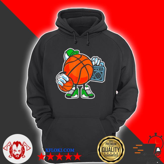 Street basketball love sports action s hoodie