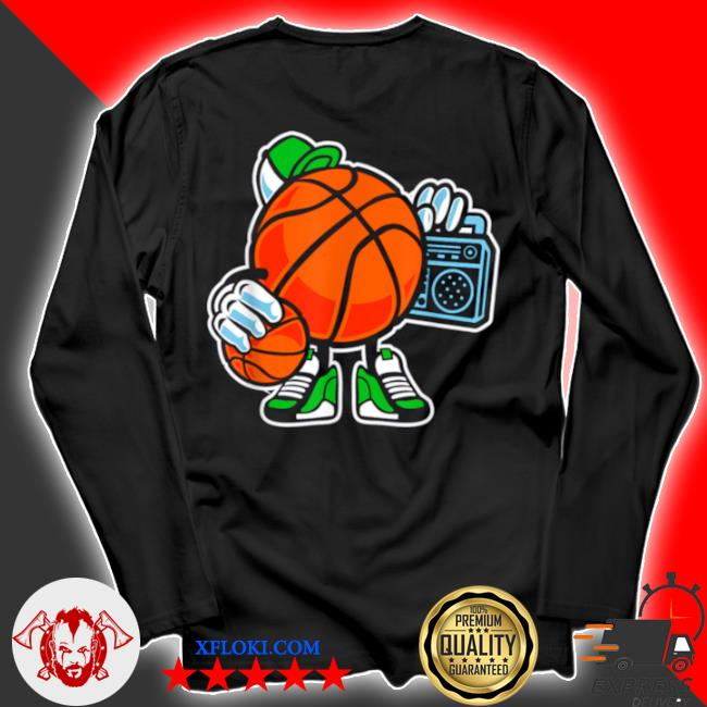 Street basketball love sports action s longsleeve