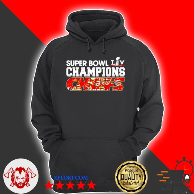 Super bowl champions 2021 Chiefs s hoodie