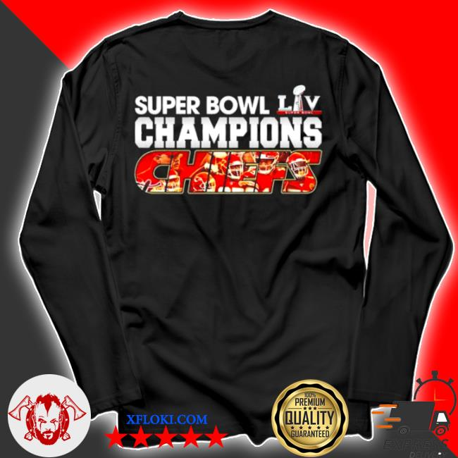 Super bowl champions 2021 Chiefs s longsleeve