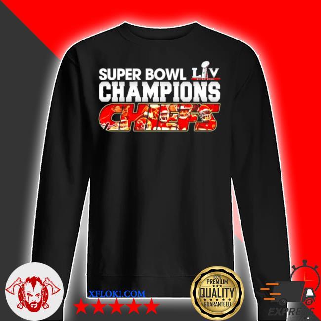 Super bowl champions 2021 Chiefs s sweater