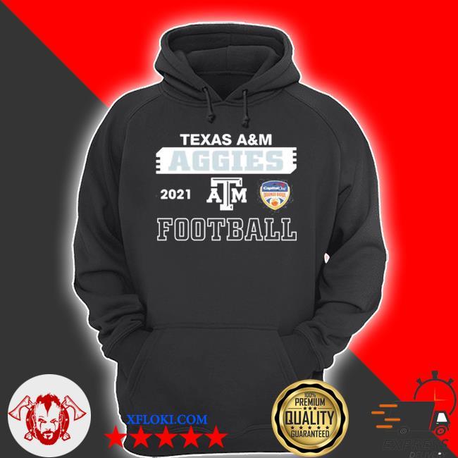 Texas a&m aggies 2021 football s hoodie