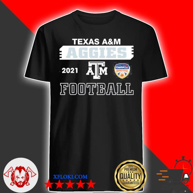 Texas a&m aggies 2021 football shirt