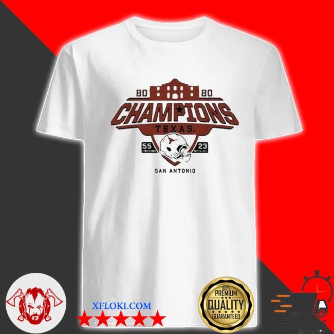 Texas longhorns alamo bowl champions 2021 shirt