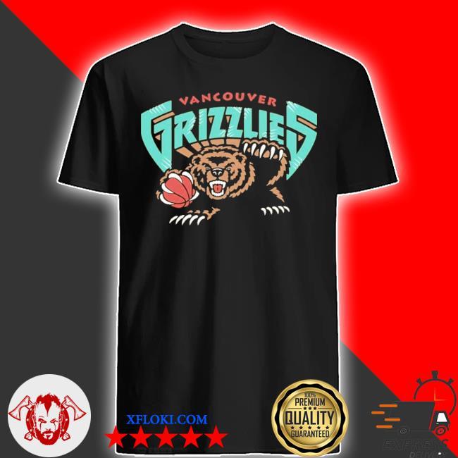 Vancouver grizzlies shirt