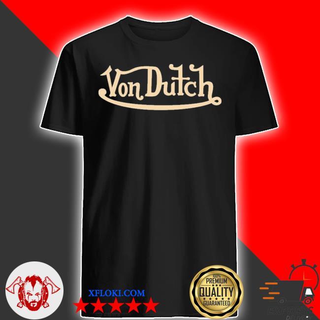 Von Dutch shirt