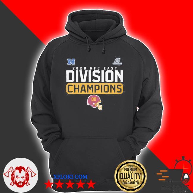 Washington football team 2020 NFC east division champions s hoodie