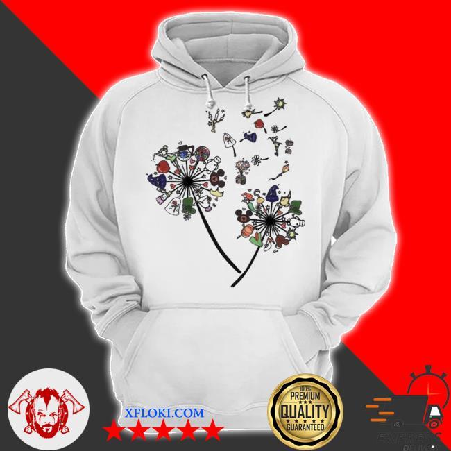 Wine dandelion s hoodie